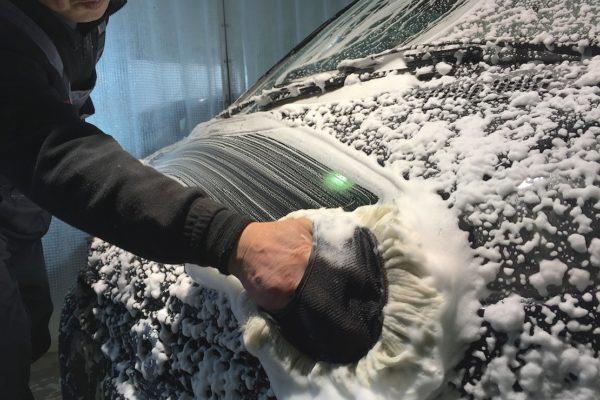 手洗い洗車 メイン